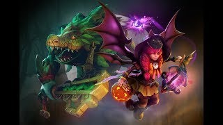 Dota 2 Chest Opening - Treasure of the Twilight Procession
