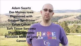 Adam Swartz Young Adult Cancer