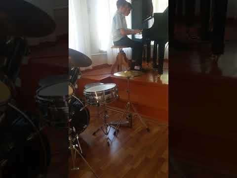 Фортепианный дуэт: Пономарев Кирилл Анатольевич, Федюшкин Михаил Дмитриевич
