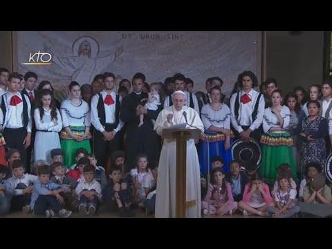 Visite du Pape à Nomadelfia (Italie) : rencontre de la Communauté fondée par Don Zeno Saltini