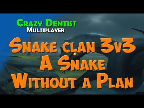 Northgard Snake clan in 3v3 | A Snake without a plan