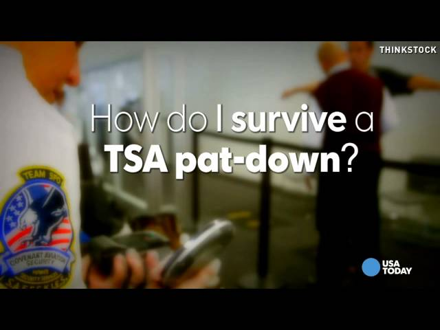 Sail through TSA screenings with these travel tips