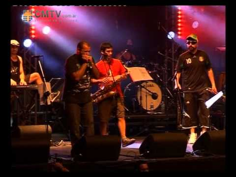 Dancing Mood video Non stop - Festival Rock and Reggae 2012