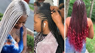 New 2020 Braided Hairstyles:  Amazing Braided Hair Ideas To Copy Now