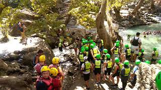 preview picture of video 'rafting köprülükanyon +905323930944'