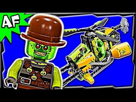 Vidéo LEGO Ultra Agents 70163 : L'attaque de Toxikita