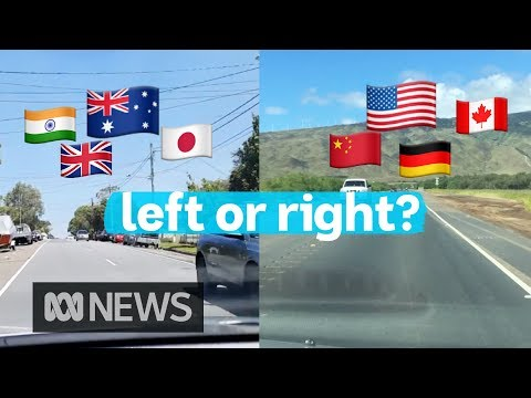 Why Do Different Countries Drive on Different Sides of the Road?