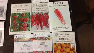 Vegetables I'm Planting in my Fall Garden in Central Florida
