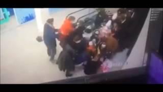 Инцидент в торговом центре