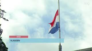 Vlaggen Halfstok Op Overheidsgebouwen Na Dodelijk Schietincident