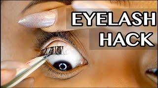 REVERSE EYELASH TUTORIAL--IRISBEILIN