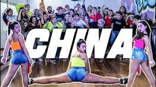 CHINA - Anuel AA, Daddy Yankee, Karol G, Ozuna & J Balvin   Choreography by Emir Abdul Gani