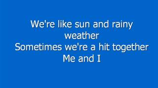 ABBA - Me and I (lyrics)