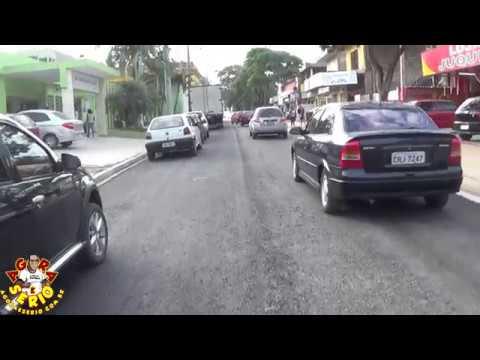 Nem Cida Nem Chico depois de 8 anos quem arrumou a Rua do hospital de Juquitiba foi Ayres Scorsatto