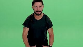 Shia LaBeouf Is MOTIVATING You Right Now | What's Trending Now