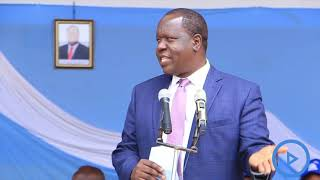 CS Matiang'i orders for the closure of all social places during the