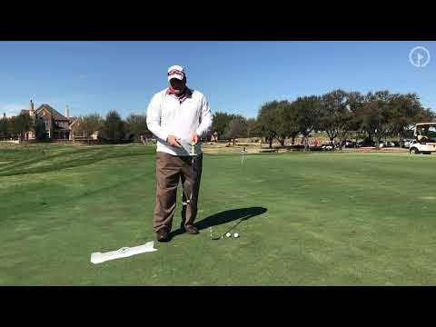 Golf Drill To Improve Your Putting Stroke
