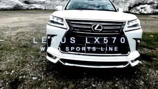 lx570 wald sports line