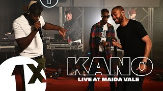 Kano Live At Maida Vale   Class Of Deja Ft. D Double E & Ghetts