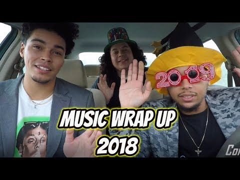Best Music of 2018 Review | Top 5 Albums & Top 5 Songs