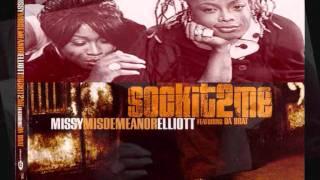Missy Elliott ft.Da Brat - Sock It 2 Me Lyrics