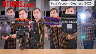 Best Vacuum Cleaners (2020) - Top 6 Picks