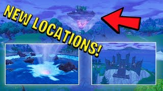 ALL *NEW* SEASON 6 LOCATIONS AND CHANGED PLACES!!