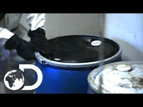 Mexican Mafia Turn Their Victims Into Stew...Literally | Inside The FBI