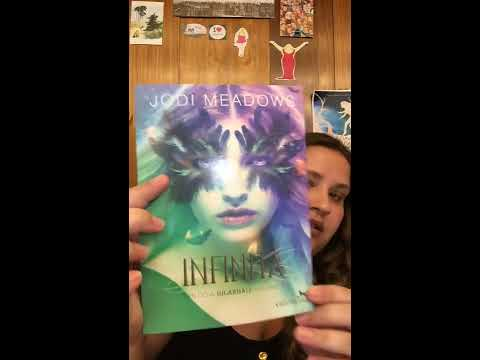 Informações sobre a Trilogia Incarnate - Jodi Meadows
