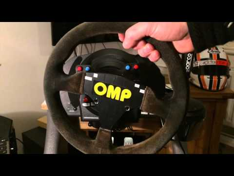 Thrustmaster T-300 How To Fit An Aftermarket Wheel