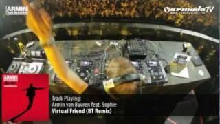 Armin van Buuren feat. Sophie - Virtual Friend (BT Remix)
