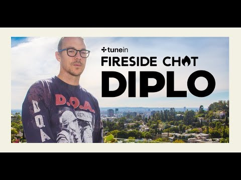 TuneIn Fireside Chat: Diplo