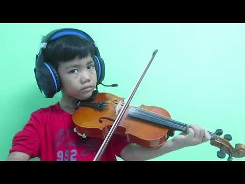 Surat untuk starla violin cover