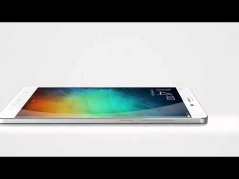 Introducing Xiaomi Mi Note