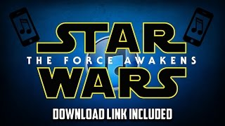 Star Wars Ringtone (Download Link Included)