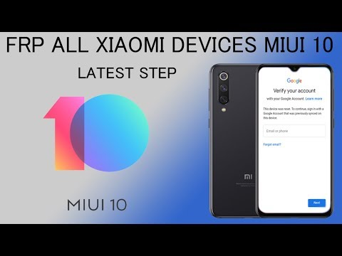 How To Remove Google Account On Mi 6 | Frp Bypass Redmi 6