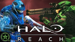 Were Canceling All Recordings And Playing HALO - Halo Reach