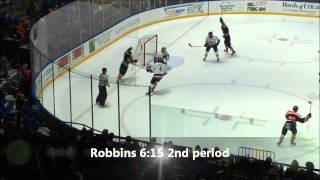 preview picture of video 'HOBART HIGHLIGHTS: Hobart 3, Utica 2 (OT)'