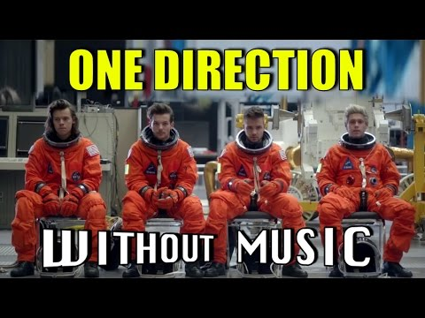 DRAG ME DOWN - One Direction (House of Halo #WITHOUTMUSIC parody) (видео)