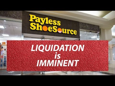 [live@five] PAYLESS IS GOING OUT OF BUSINESS. TIPS FOR PROFITING OFF LIQUIDATION.