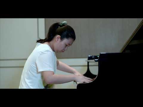 "THALIA WINATA plays Levi Gunardi's ""THE DANCER"""