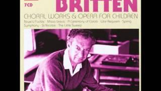 Britten  Hymn to St Cecilia Op.27