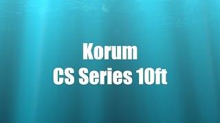 Удилище фидерное korum 3-piece feeder rod 13 150г