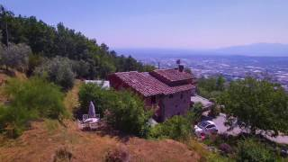 Amazing views over the Tuscany hills - Dji Phantom 4K