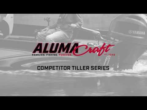 2018 Alumacraft COMP 185 TILLER in Hutchinson, Minnesota