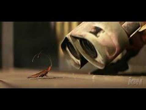 Wall-E (Teaser 2)