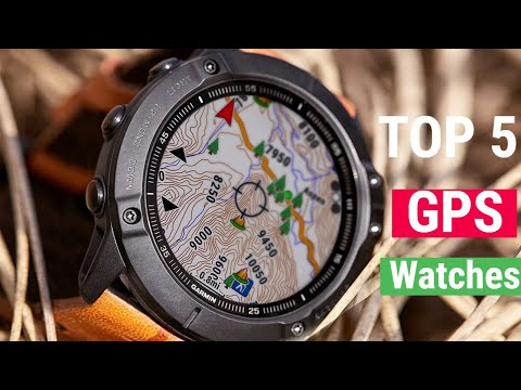 Top 10 Best GPS Smartwatches For Sports 2021