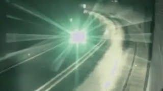 НЛО спровоцировало аварию / UFO accident