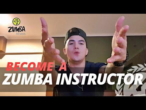 BECOME A LICENSED ZUMBA® INSTRUCTOR - YouTube