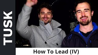 How To Lead The Girl (iv): Dating Multiple Women